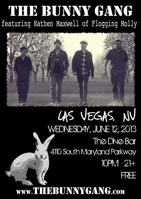 Parfum Nevada Freedom the bunny at the dive bar wednesday june 12th