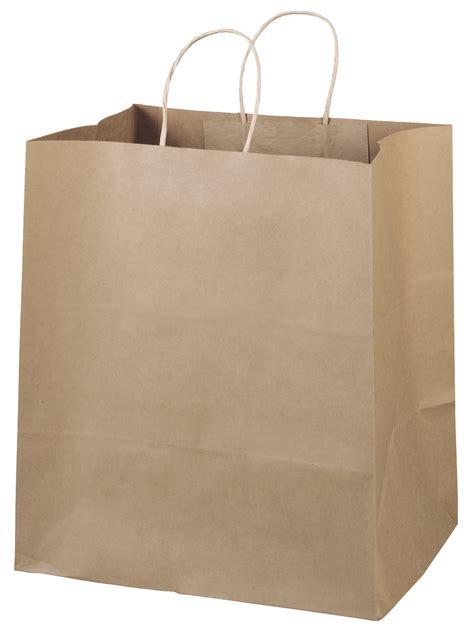 Paper Bags - brown paper bag test