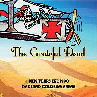 new year 1990 year of the the grateful dead new years 1990 oakland coliseum