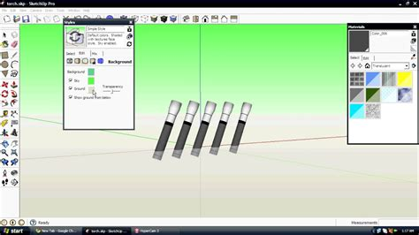 sketchup layout color how to change the background colour in sketchup youtube