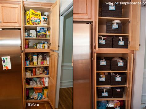 how to organize a pantry with deep shelves tackling your pantry 187 professional organizer home