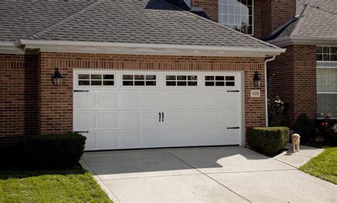 Short Panel Garage Door With Windows Fluidelectric St Cloud Overhead Door