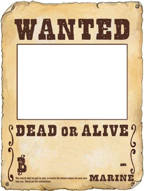 wanted layout artist make your own wanted poster tutorial how ro make your