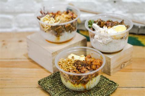 Kemasan Nasi Nasi Indonesia Dalam Kemasan Premium