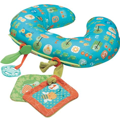 Boppy Pillow For Tummy Time by Upc 769662741231 Boppy Honeybee Tummy Time Pillow