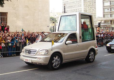 pope mobile best new popemobile for pope francis marketwatch