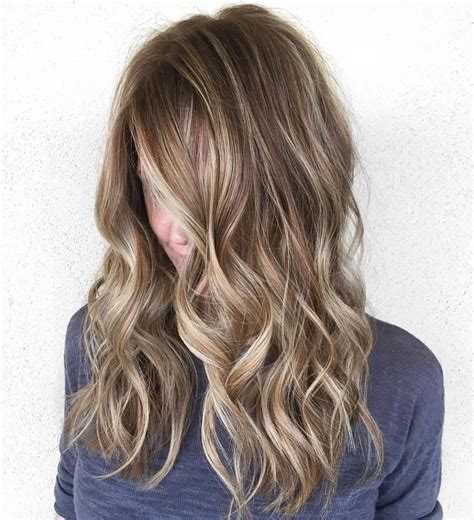 highlight hair color 50 light brown hair color ideas with highlights and lowlights