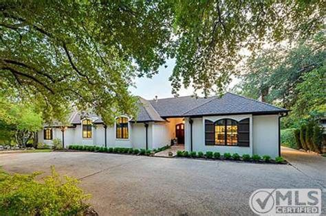 walker ranger house for sale in dallas
