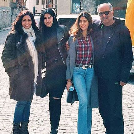 sridevi with her husband sridevi shares summer vacation pictures with her husband