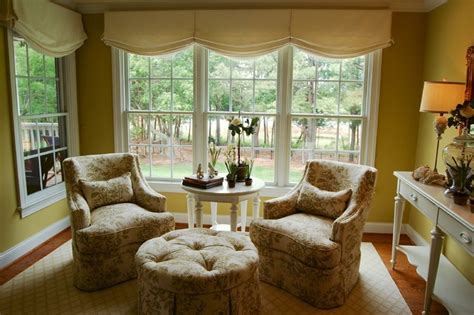 Decorating Ideas For Bedroom Sitting Area Sitting Area Of Master Suite Traditional Bedroom
