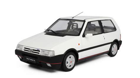 fiat uno 1990 fiat uno turbo 2 176 serie mk2 1990 modellino 1 18 laudoracing