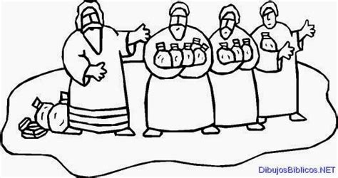 parable of the talents coloring page free coloring pages