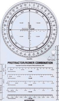 printable protractor with lines military style mgrs utm coordinate grid reader