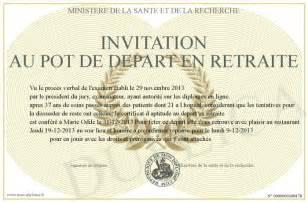 carte d invitation pot de depart en retraite mutation promotion bathroom vanities