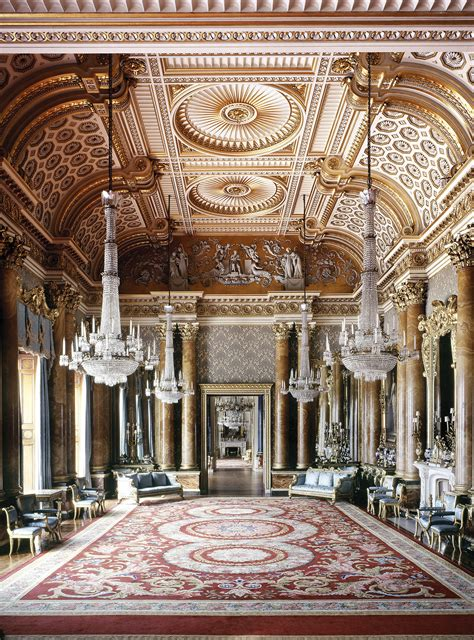 rooms in buckingham palace the blue drawing room buckingham palace from the past interiors