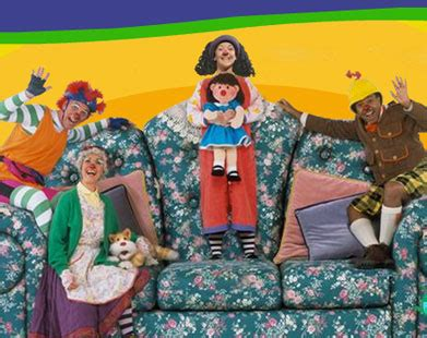 the big comfy couch video the big comfy couch georgia public broadcasting