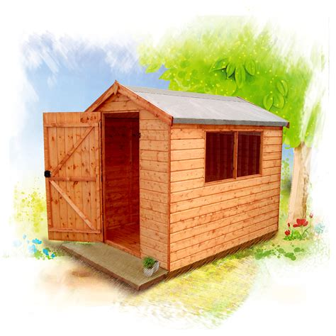 Garden Sheds In Norfolk by Standard Garden Sheds Norfolk Two Windows