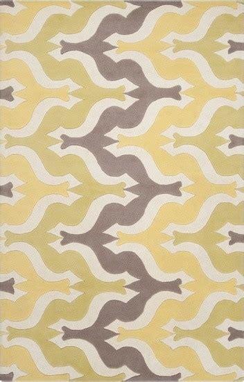 grey and white zigzag rug zig zag yellow gray rug