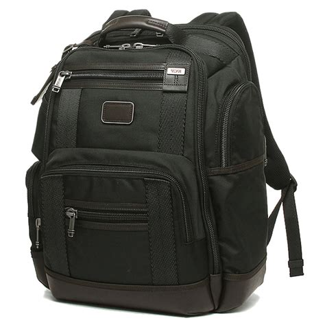 Tumi Kingsville Deluxe Brief Pack 222382nvy2 jual tumi alpha bravo kingsville deluxe brief pack black