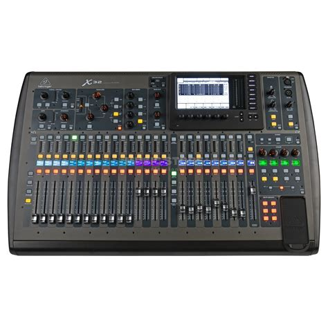 behringer x32 table de mixage num 233 rique