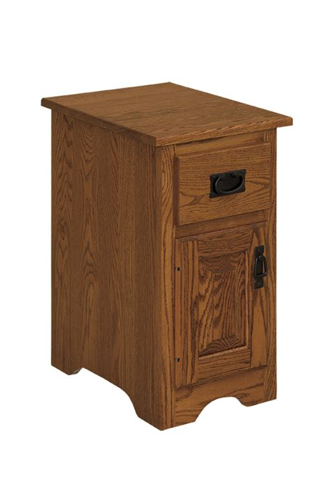 small bedroom nightstands mission small night stand amish furniture connections