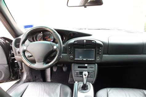 Porsche 996 Interior by 2001 Porsche 996 Turbo Interior German Cars For Sale
