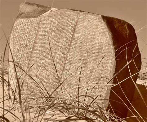 rosetta stone who found it rosetta stone replicas own a full size 3 d replica
