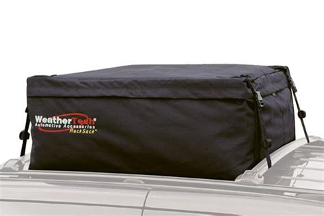 Cargo Bag For Roof Rack by Weathertech Racksack Roof Cargo Bag Free Shipping