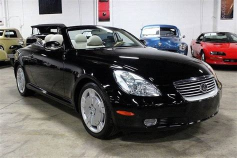 lexus sc430 2003 lexus sc 430 drop top makes our jaws drop clublexus