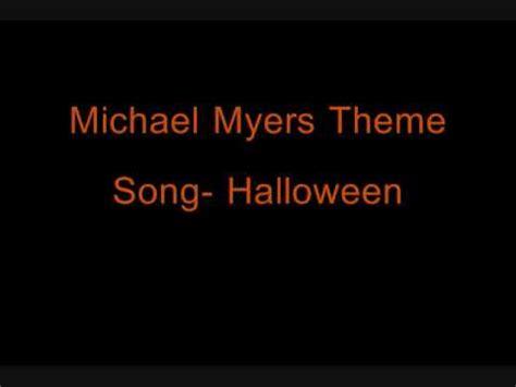 halloween theme music youtube michael myers theme song halloween youtube