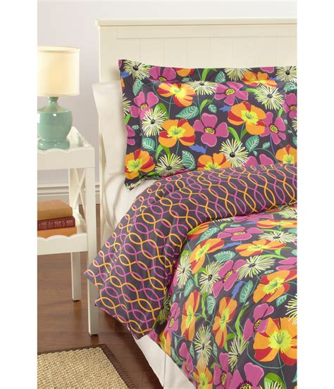 vera bradley bedding queen vera bradley reversible comforter set full queen shipped free at zappos