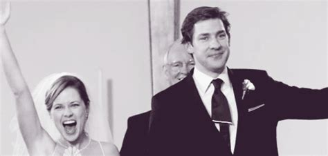 The Office Jim And Pam Wedding by 20 The Office Series Finale Gifs