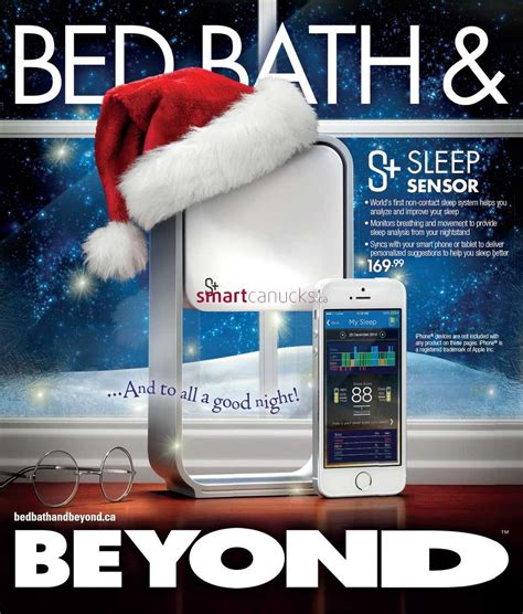 bed bath and beyond flyer bed bath beyond canada flyers