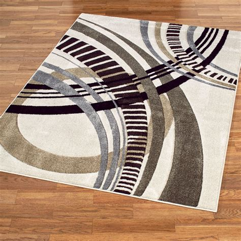 Area Rug Modern Sensation Modern Abstract Area Rugs