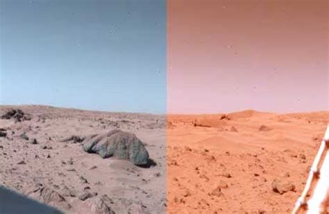 what gives mars its color pzzled