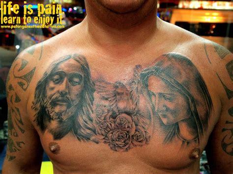 jesus tattoo by saksit on deviantart