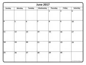 Calendar Templates by June 2017 Calendar Printable Template Holidays Pdf