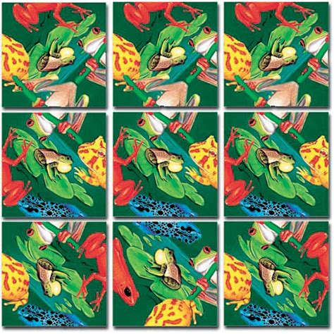 frogs jigsaw puzzle puzzlewarehouse com