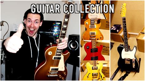 My Guitar update my guitar collection