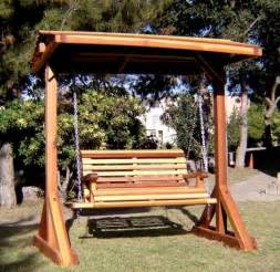 simple bird house pattern wooden garden swing bench plans