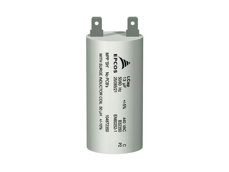 epcos ag capacitor capacitors lcap combines capacitor and choke tdk europe epcos