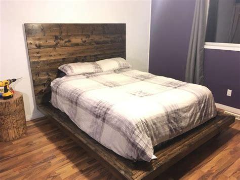 makeshift bed 1000 ideas about homemade beds on pinterest homemade bed frames king platform bed