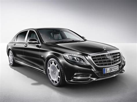 2016 mercedes maybach s class with powerful v12 bi turbo