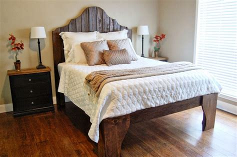 Diy Rustic Headboard Ideas by Inspiration For Diy Rustic Decor In Your Entire Home
