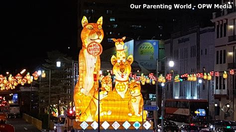 new year 2018 events singapore usher into the year of the with new themed events