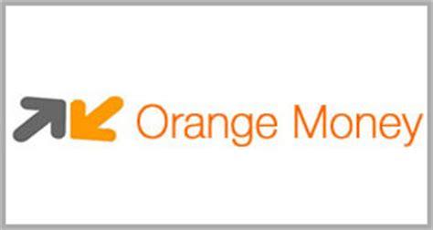 logo orange money pr 233 sentation d orange money