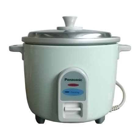 Rice Cooker Panasonic panasonic electric rice cooker srwa10he kitchenwarehub