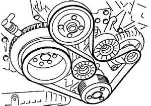 2002 bmw 540i serpentine belt diagram 2002 get free