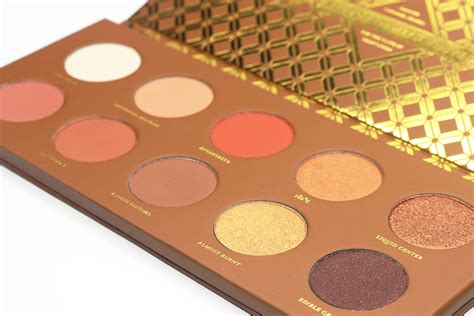 Zoeva Eyeshadow Palette Review the zoeva caramel melange eyeshadow palette aka how i m