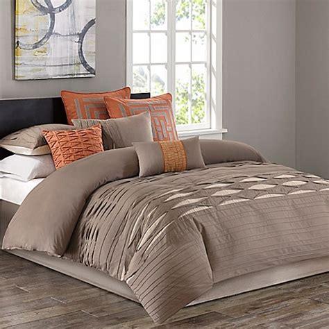n natori 174 nara comforter set in neutral bed bath beyond